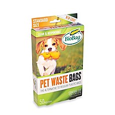 image of BioBag® 50-Count Dog Waste Bags