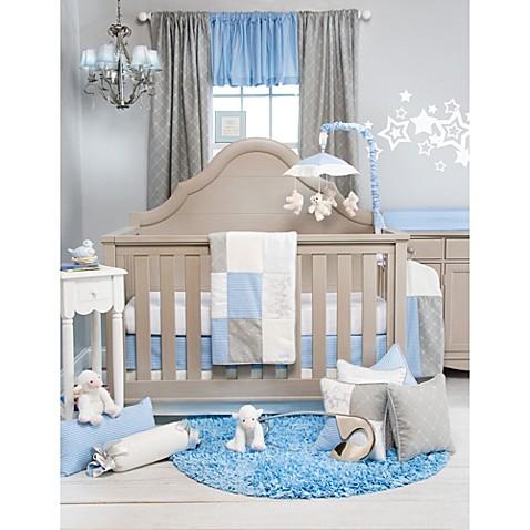 glenna jean starlight 3piece crib bedding set