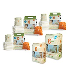 image of gDiapers 40-Pack Small Disposable Inserts