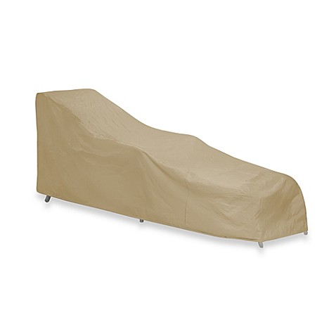 Buy protective covers by adco double chaise lounge chair for Chaise furniture covers