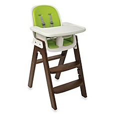 image of OXO Tot® Sprout™ High Chair in Green/Walnut