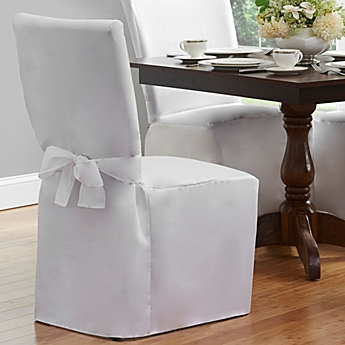 Image Of Dining Room Chair Cover