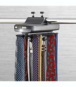 Organizador giratorio para corbatas