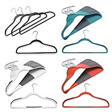 image of Studio 3B™ Slim Grips™ Hangers (Set of 16)