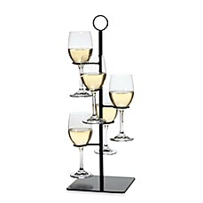 image of Oenophilia Amelia Flight Stemware Server