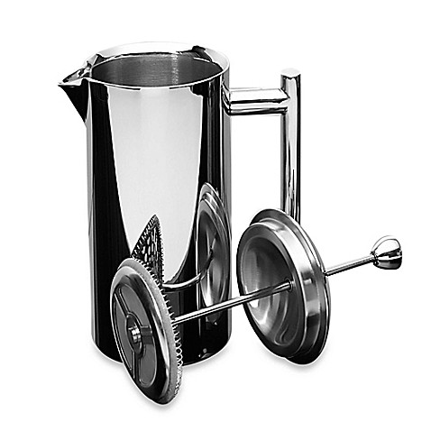 Frieling 17 Oz Insulated Stainless Steel French Press In