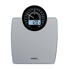 image of HoMedics® 900 Dual Display Digital Bathroom Scale