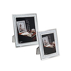 image of Oleg Cassini Crystal Diamond Picture Frame Collection
