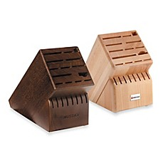 image of Wusthof® 22-Slot Wood Knife Block
