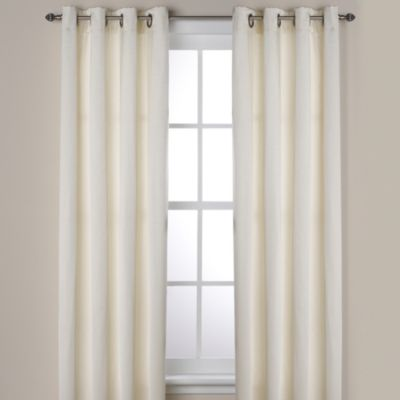 ashton grommet top room darkening window curtain panel 85724