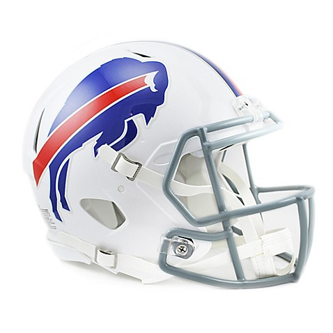 Riddell 174 Buffalo Bills Speed Authentic Full Size Helmet