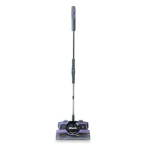 Shark 174 13 Inch Rechargeable Floor And Carpet Sweeper Bed