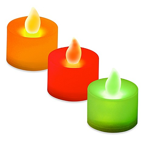 Battery Operated Candles Bed Bath And Beyond