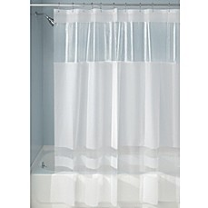 Shower curtains vinyl bed bath beyond image of interdesign hitchcock rugby 72 inch x 72 inch shower curtain in urtaz Choice Image
