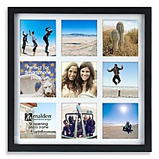 image of malden smartphone 9 opening collage picture frame