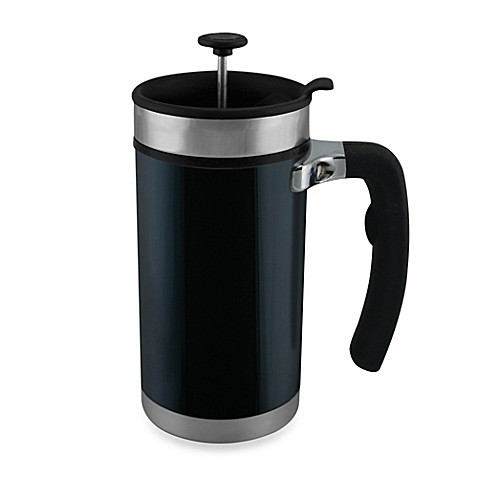 Planetary Design French Press Travel Mug