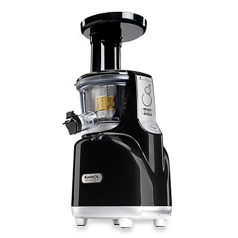 Kuvings Silent Slow Juicer Silver : Buy Kuvings Silent Juicer in Silver/Black from Bed Bath & Beyond