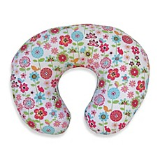 image of Boppy® Infant Feeding/Support Pillow with Backyard Bloom Slipcover