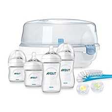 image of Philips Avent Natural Essentials Set