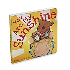image of You Are My Sunshine Board Book by Scholastic