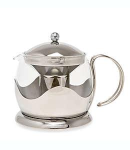 Tetera de acero inoxidable La Cafetiere Le Teapot, para 4 tazas