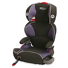 image of Graco® AFFIX™ Highback Booster Seat in Grapeade™