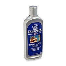 image of Goddard's™ 7-Ounce Brass & Copper Polish Metal Cleaner & Polish