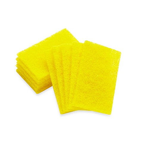 Cerama Bryte Cooktop Cleaning Pads 10 Count Pack Bed