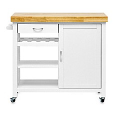 Image Of Denver Modern Kitchen Cart