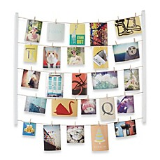 image of Umbra® Hangit Photo Display in White