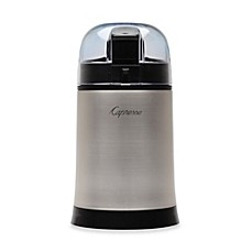 image of Capresso® Cool Grind Coffee & Spice Grinder in Stainless