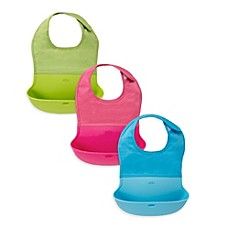 image of OXO Tot® Roll Up Bibs