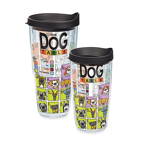 Tervis dog periodic table tumbler bed bath beyond tervisreg dog periodic table tumbler urtaz Choice Image