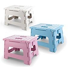 image of Kikklerland® Rhino II Folding Stool  sc 1 st  buybuy BABY & Shop Baby Step Stools Kids Step Stools - buybuy BABY islam-shia.org