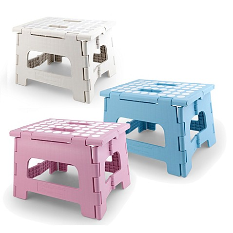 Kikklerlandu0026reg; Rhino II Folding Stool  sc 1 st  Bed Bath u0026 Beyond & Kikklerland® Rhino II Folding Stool - Bed Bath u0026 Beyond islam-shia.org