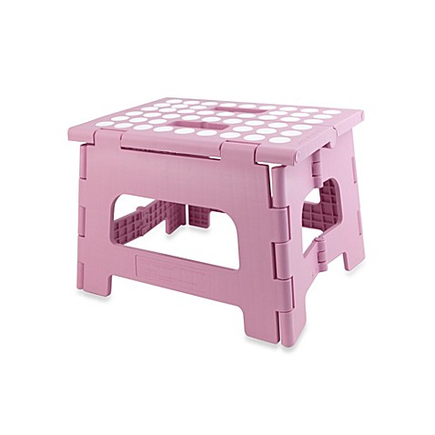 Buy Kikklerland 174 Rhino Ii Folding Stool In Pink From Bed