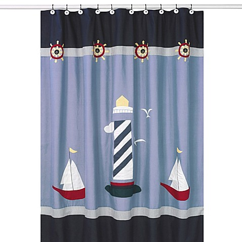 Sweet Jojo Designs Come Sail Away Collection Shower