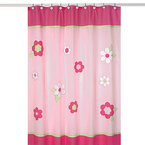 buy sweet jojo designs pink and green flower collection