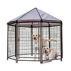 image of Advantek 5-Foot Pet Gazebo