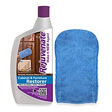 image of Rejuvenate® 13-Ounce Cabinet & Furniture Restorer with Applicator Mitt