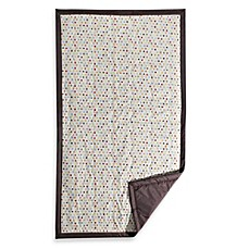 image of Tuffo Water-Resistant Outdoor Blanket in Mini Dot