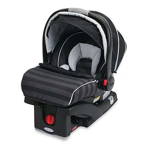 graco snugride click connect 35 infant car seat in rockweave bed bath beyond. Black Bedroom Furniture Sets. Home Design Ideas