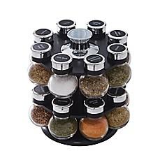Kamenstein® Ellington 16-Jar Spice Rack  sc 1 st  Bed Bath u0026 Beyond & Spice Racks | Spice Organizers | Rotating Spice Racks | Bed Bath ...