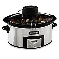 image of Crock-Pot® 6-Quart Digital Slow Cooker with iStir™ Automatic Stirring System