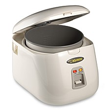 image of Zojirushi 10-Cup Electric Rice Cooker and Warmer