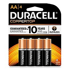 image of Duracell AA Battery (4 Pack)