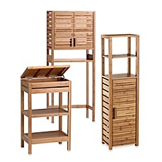Image Of Bamboo Bath Furniture