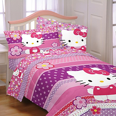 hello kitty bedding and bath collection hello kitty twin full