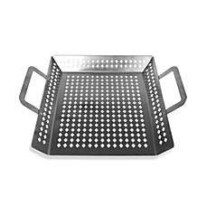 image of Mr. Bar-B-Q Fusion Grilling Stainless Steel Topper