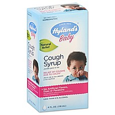 image of Hyland's® 4 oz. Baby Cough Syrup